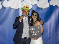 Mario e Pina wedding photo booth
